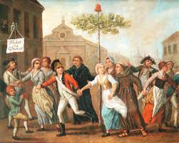 Symbole incontestable pour cette période, la plantation des arbres de la liberté (mai 1790)