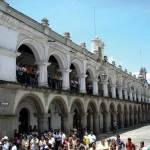 Edificio de la Capitanía General de La Antigua —Elvis Aquino
