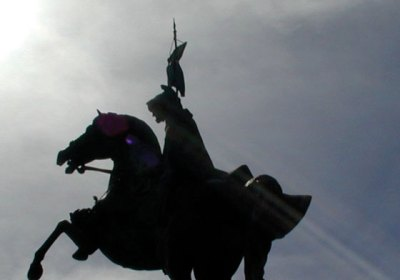 Santiago Monument by Leonel Mijangos/EnAntigua.com