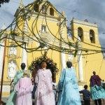 El Baile de los Gigantes (San Miguel Escobar) —Olga Morales (Mochi's)