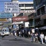 Before La Sexta Avenida Restorarion