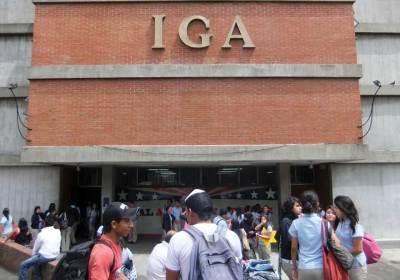 IGA facade
