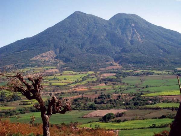 Volcán San Vicente, El Salvador  (Lena Johannessen)