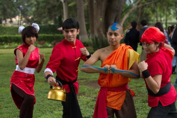 Photo Gallery of CosPlay Festival in Antigua Guatemala by Nelo Mijangos