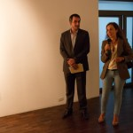 "Inauguration of ""Escenarios Legítimos"" Exhibition at The French Alliance by Nelo Mijangos"