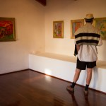Inauguration of works by Zachary Zimmerman at Mesón Panza Verde by Nelo Mijangos