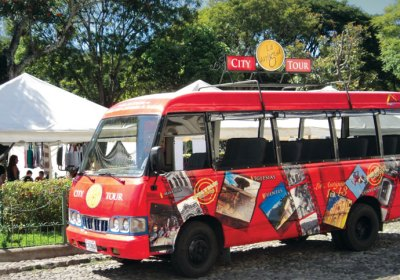 La Antigua City Tour