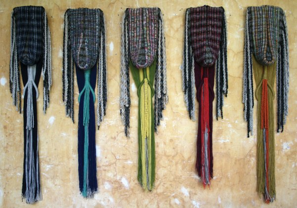 Wendy Carpenter's work in weaving, dyeing and basketry spans more than 35 years.