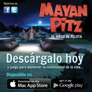 Mayan Pitz game