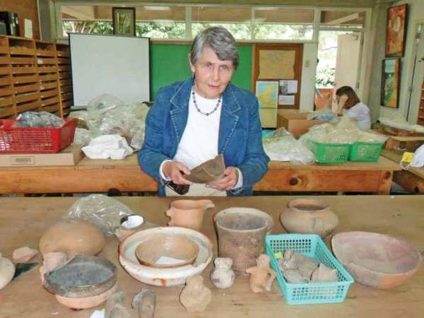 Dr. Marion Popenoe Hatch
