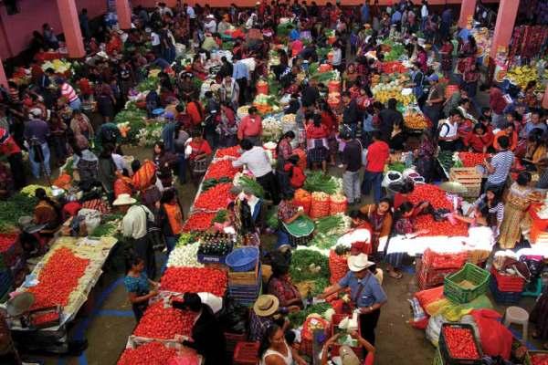 Chichicastenango Market (photo by Willie Posadas)