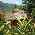 Beautiful Cabanas at El Retiro Lodge