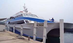 Roatan boat