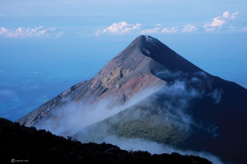 Guatemalan Volcano Fuego