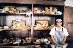 San Martin Bakery Antigua Guatemala