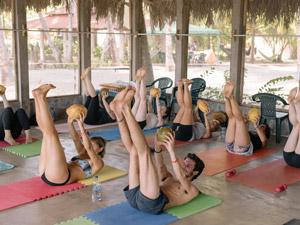 Equilibrio yoga
