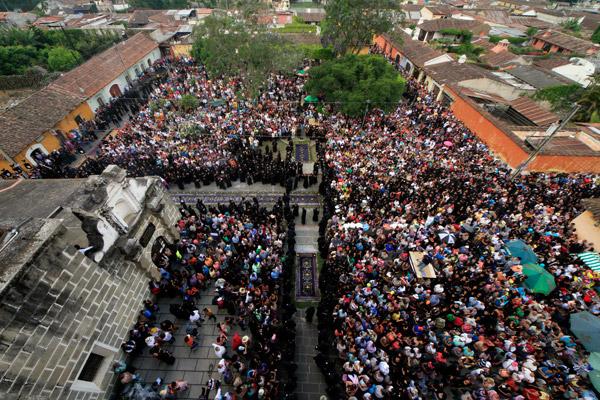 Holy Week in Guatemala