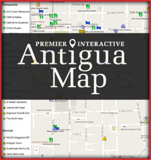 Interactive Antigua Map & Cultural Calendar