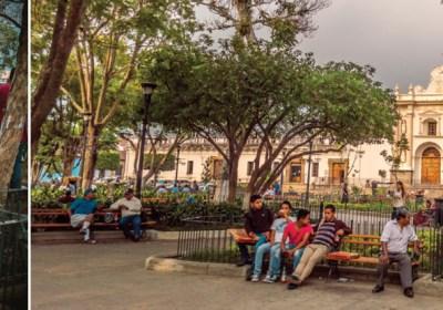 Antigua Guatemala park