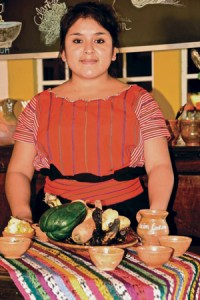 traditional Mayan cuisine