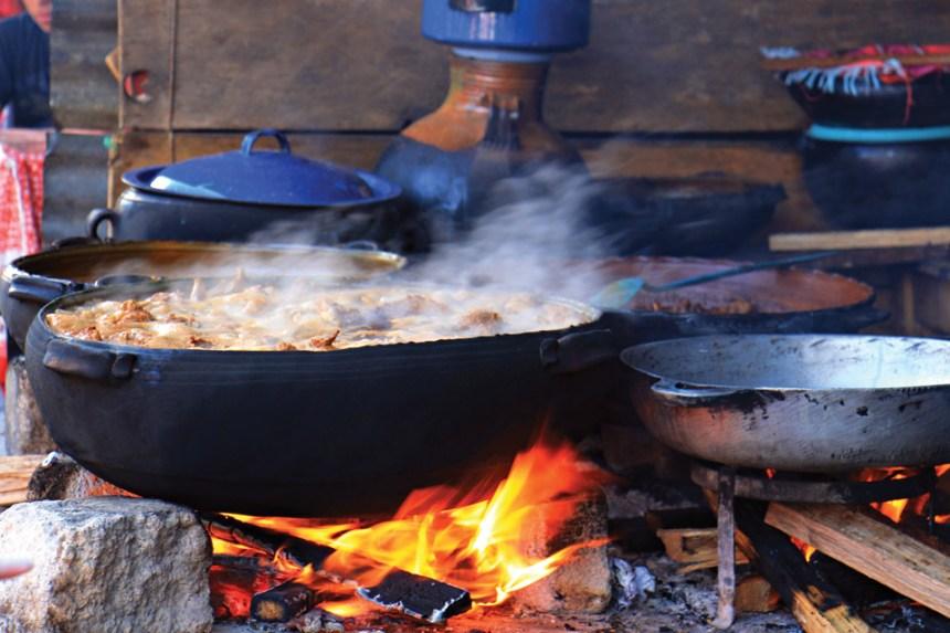 food in Guatemala
