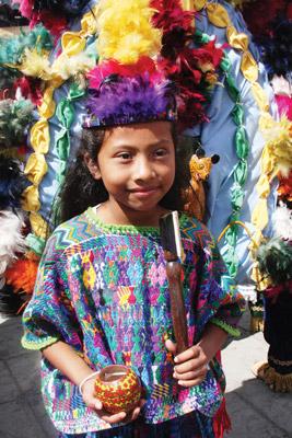 Maya dance