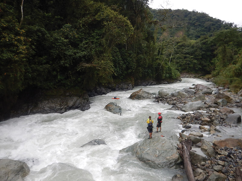 rivers at risk