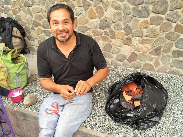 Guatemala Profile Fernando Pinzón