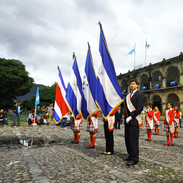 Independence Day in Guatemala