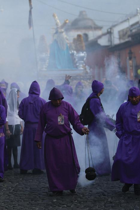 Lent Season in Antigua