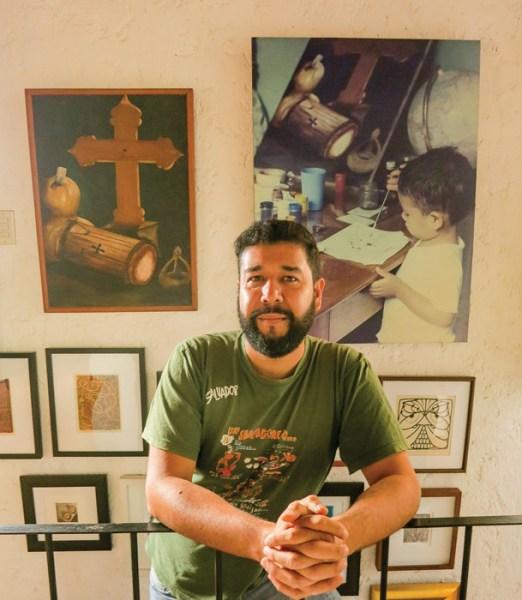 Ernesto Argueta Fraatz, Artist Profile