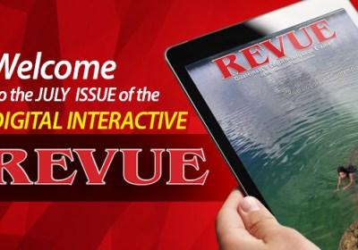 Revue interactive