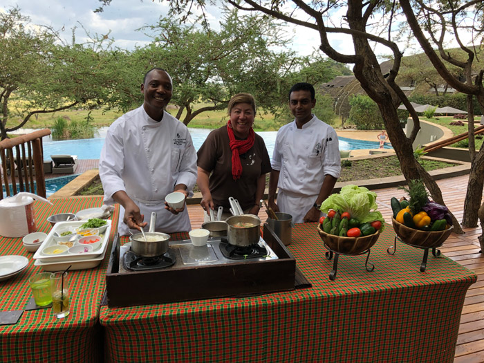 Africa - The other side of Latin Cuisine