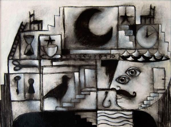 César Pineda Moncrieff Artist Profile