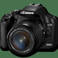 Nouveau firmware Canon EOS 500D