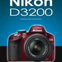 Livre : Un livre à glisser sous le sapin Nikon D3200 de Gérard Michel-Duthel