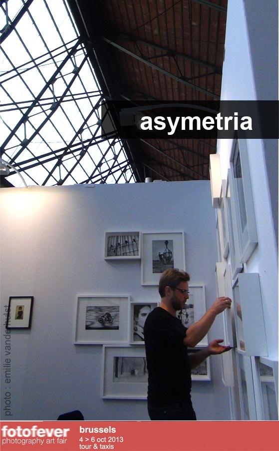 La galerie polonaise Asymetria