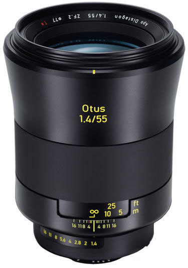 Zeiss 55mm 1.4 review