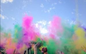 Brolin Roney remporte la deuxième place avec cette photo très colorée.