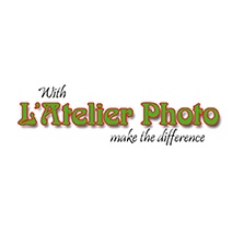 Latelier Photo-logo