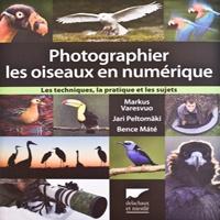 Livre photographier les oiseaux en numérique
