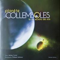 Livre: Planète collemboles aux éditions Biotope