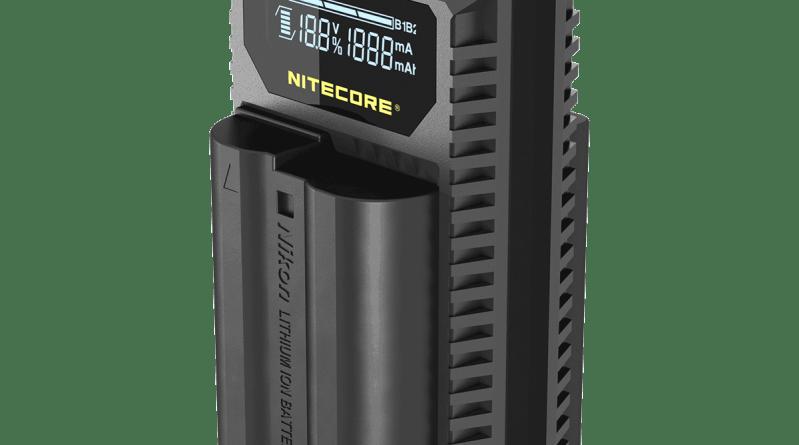 Nitecore Chargeur USB