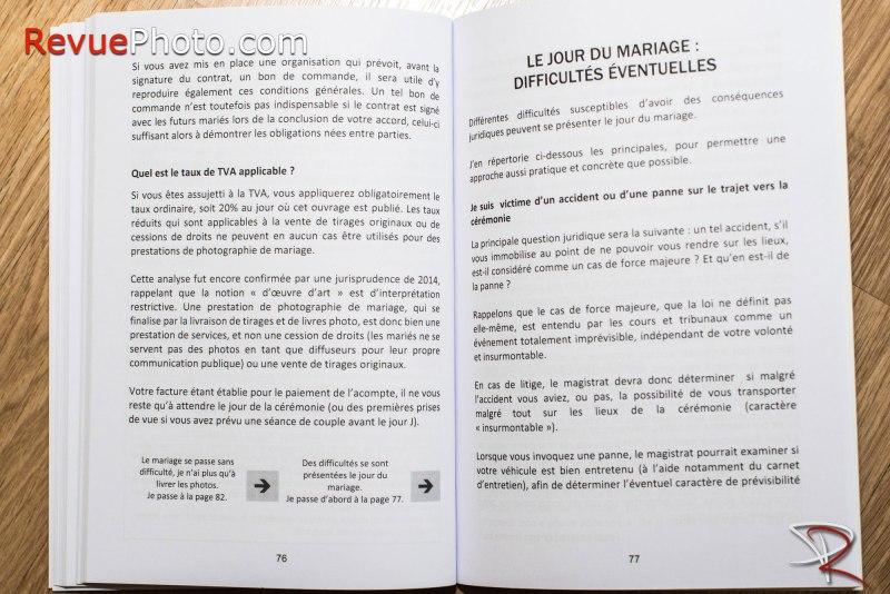 Checklist Photographe de mariage