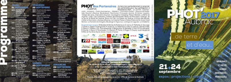 Festival Phot'Aubrac 2017