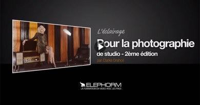 L'éclairage pour la photographie de studio