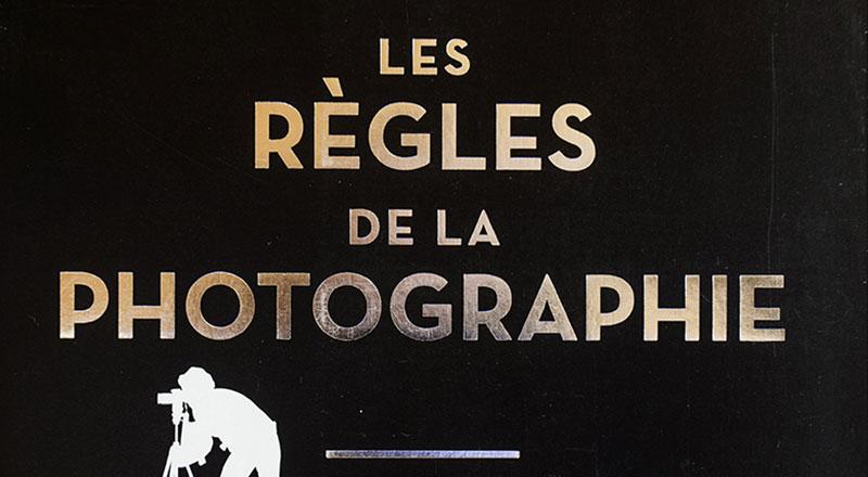 Les règles de la photographie et l'art de les enfreindre d'Haje Jan Kamps éditions Eyrolles