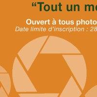 """Concours Photo """" Tout un Monde"""""""