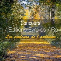 Concours Tuto.com / Eyrolles / Revuephoto