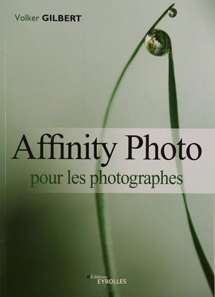 Livre Affinity Photo de Volker Gilbert